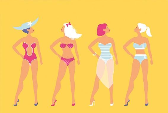 1b158cf08 Jaké plavky vaší postavě lichotí? | Kosmetika & Wellness